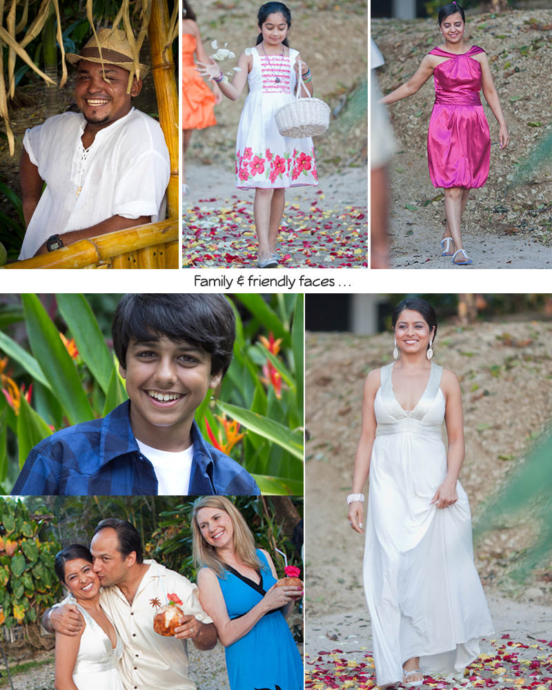 Costa Rica Weddings: Tropical Beach Wedding In Nosara » Oriana Photography