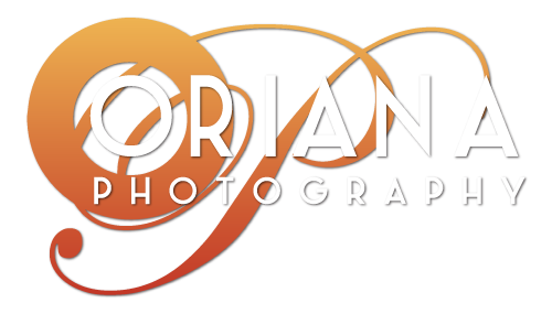 Oriana Photography  – Wedding and Portrait Photographer, Nosara Costa Rica logo